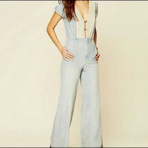 Free People - On The Road Romper